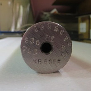 Krieger Barrel 6mm/.243