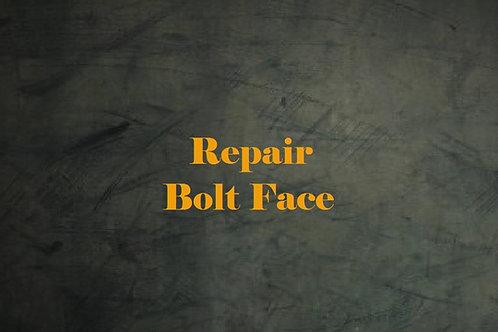 Repair Bolt Face