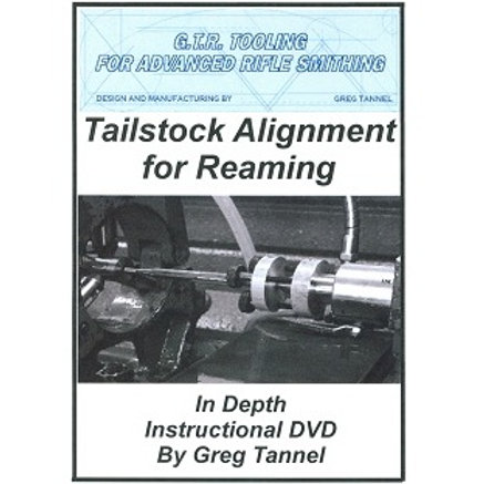 Tailstock Alignment for Reaming DVD
