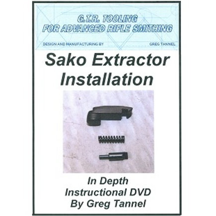 Sako Extractor DVD