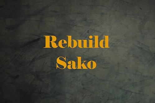 Rebuild Sako