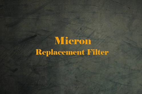 Replacement Micron Filter