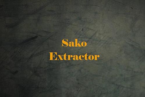 Sako Extractor