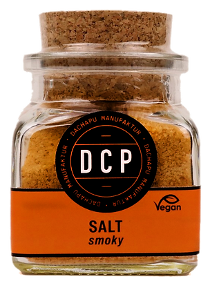 Salt - smoky -