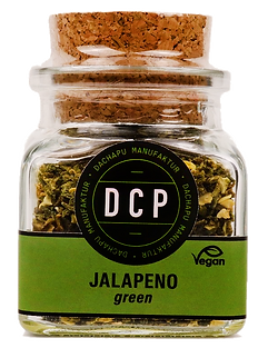 Jalapeno - green -