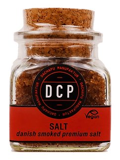 Salt - danish smoked premium salt -