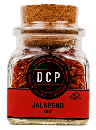 Jalapeno - red -