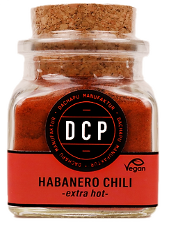 Habanero Chili - extra hot -