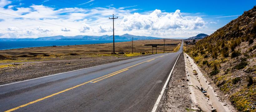 Pérou : des bus, des lamas et des Bromptons