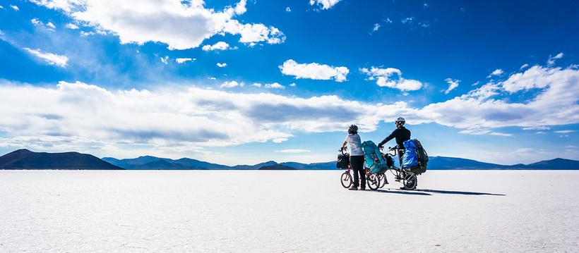 Bolivie : traverser le plus grand désert de sel au monde