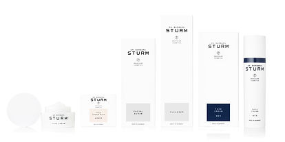 Dr. Barbara Sturm skincare products