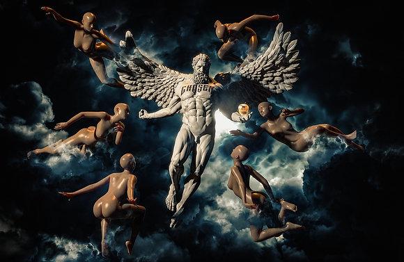 CHOSEN ANGEL by EMRE YUSUFI