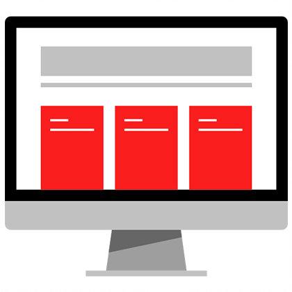 WEBSITE START UP PACKAGE - PRO