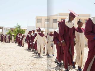 Inaugural Graduation of the Academy Pioneers
