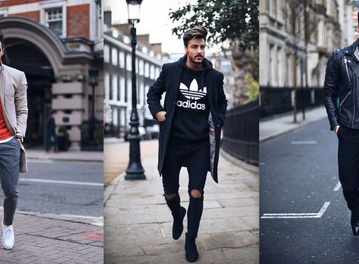 MY TOP 3 OUTFITS FROM MEN'S LFW