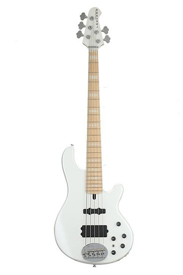 Lakland Skyline 55-02 Custom White Pearl