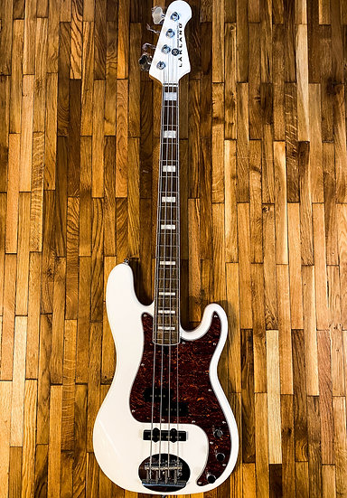 Lakland Skyline 44-64 Custom PJ White
