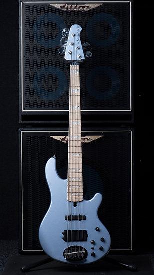 Lakland Skyline 55-02 Custom Ice Blue