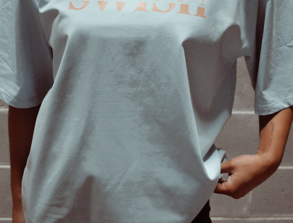 "The ""SWISH"" Oversized Tee"