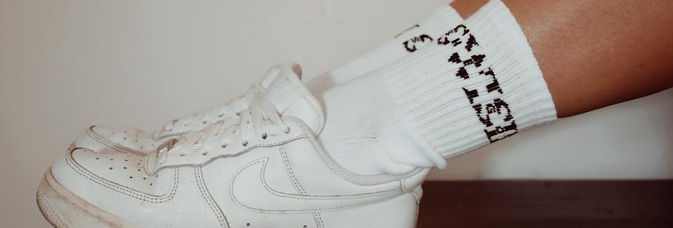 The 'SPORTY' 3/4 Socks