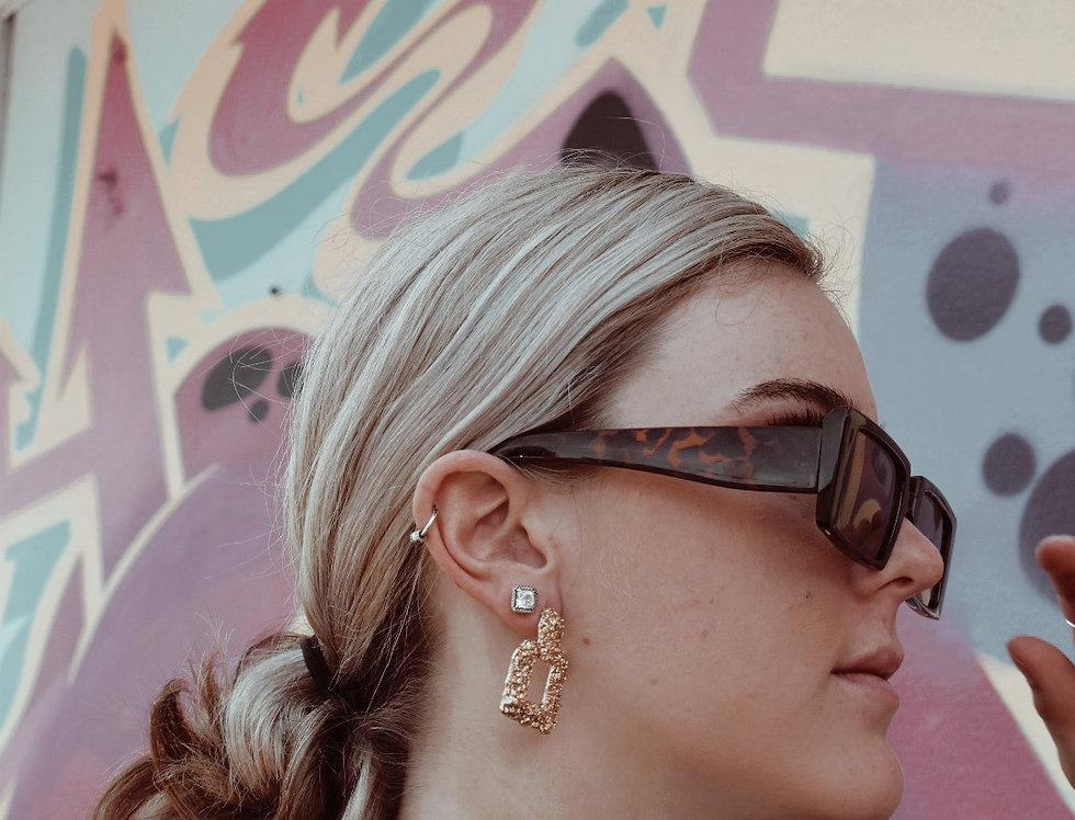 The 'LUSH' Box Earrings