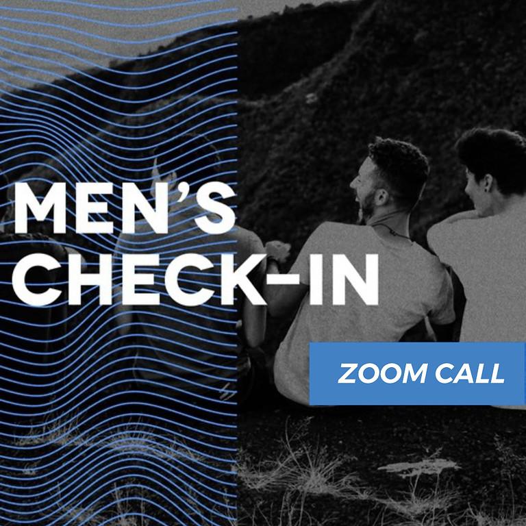 Men's Checkin