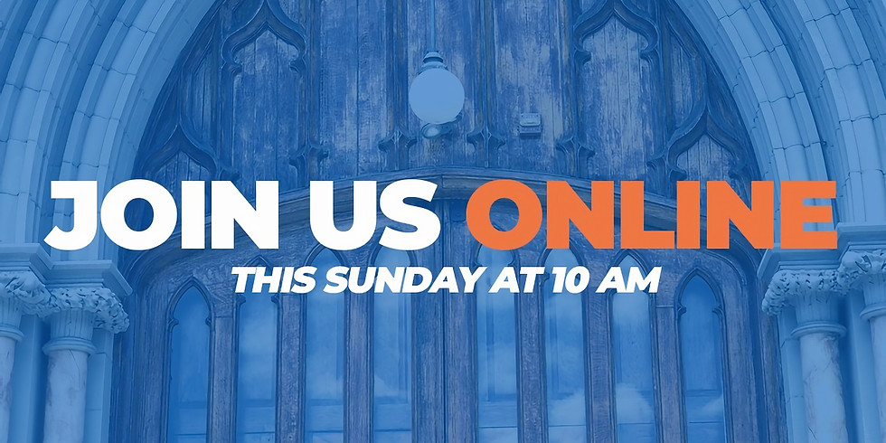Sunday Service | Streaming Online