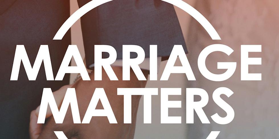 Marriage Matters Workshop