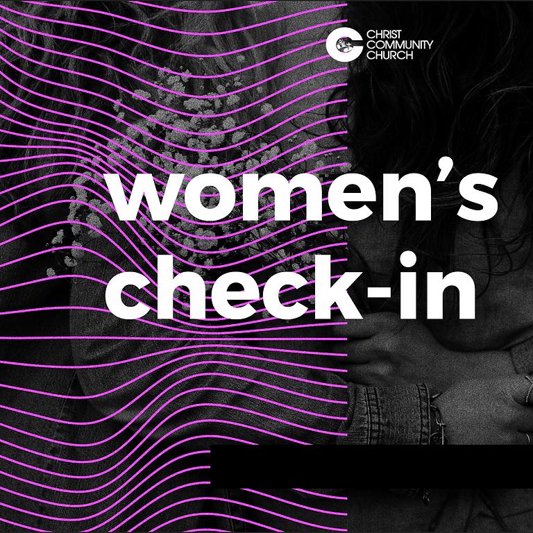 Women's Checkin