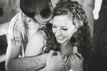 Kendra & Ben - State College Engagement Photos