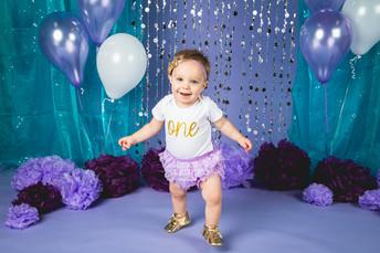 Lydia's 1st Birthday!