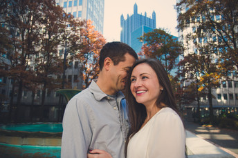 Kelly + Nik {Pittsburgh Engagement}