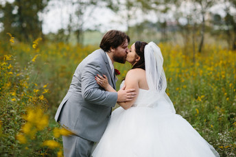 Maura and Jordan Tie the Knot! {Pittsburgh Wedding Photographer - For All Family Farms in Butler}