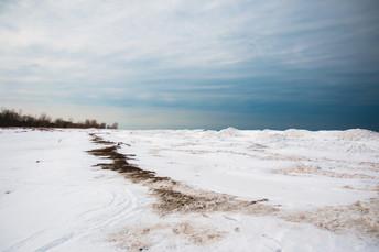 Presque Isle in the Winter