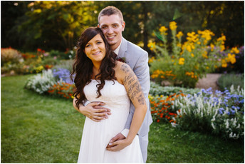Sarah and Josh - Indiana Township Community Center and Hartwood Acres Wedding Photos {Pittsburgh Wed