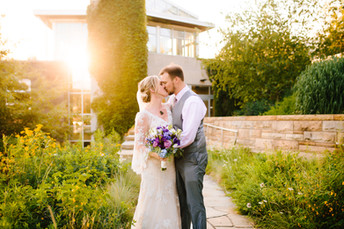 Kate & Mark - Phipps Conservatory Summer Wedding Photos