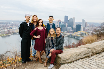 Mt Washington Family Photos - Pittsburgh Family Photography