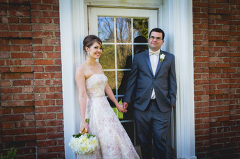 Britta & Kevin {Pittsburgh Wedding Photography}