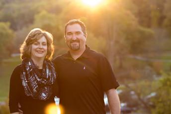 Pat + Sue Pittsburgh Engagement