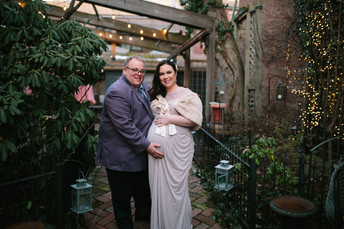 Pam & Shawn - Morning Glory Inn Wedding Photography {Pittsburgh Wedding Photography}