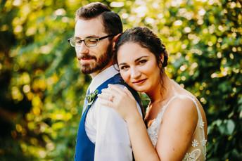 Gina & Justin - Gathering Place at Darlington Lake Wedding Photos {Pittsburgh Wedding Photograph