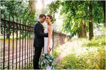 Lauren & Todd - National Aviary Wedding Photos {Pittsburgh Wedding Photographer}