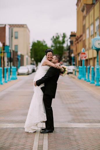 Dawn + Tim's Our Lady of Grace Church & Heidelberg Fire Hall Wedding {Pittsburgh Wedding Pho