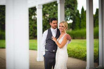 Blake & Steve - St Bernard Church Wedding and Hilton Garden Inn Pittsburgh Southpointe Reception