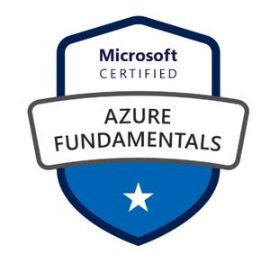 Azure Fundamentals Badge
