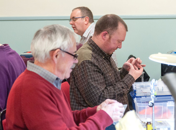 Rhyl and St Asaph Angling - New Year Fly Tying 2019 #2
