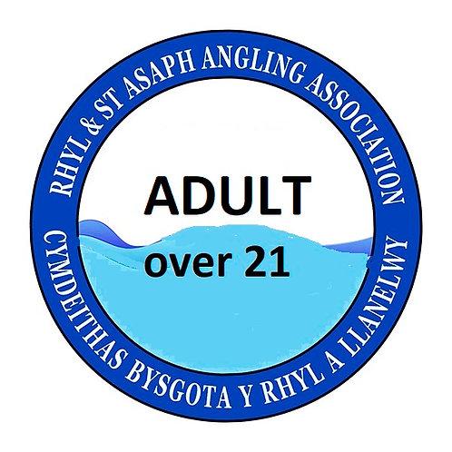 RENEW ADULT MEMBERSHIP SUBSCRIPTION 2021 SEASON