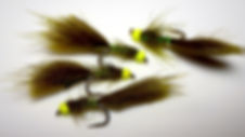 Davie McPhail's mink tailed damsel nymph