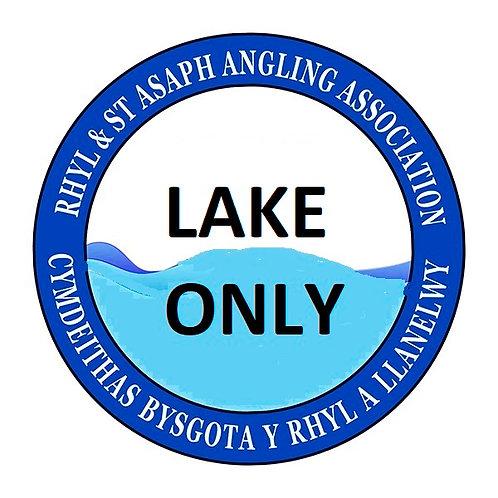 RENEW LAKE ONLY MEMBERSHIP 2021