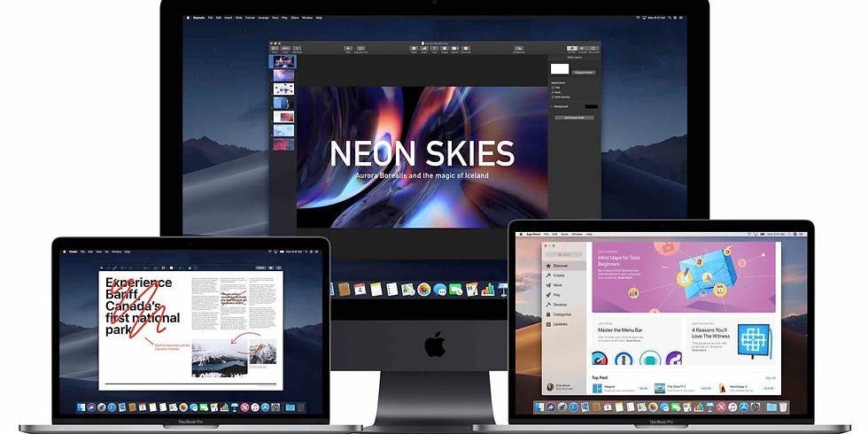 Workshop Mac
